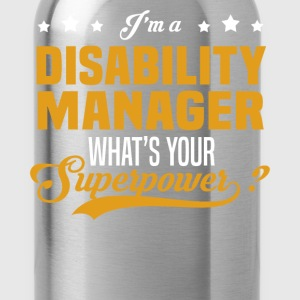 Disability Manager - Water Bottle