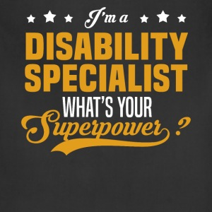 Disability Specialist - Adjustable Apron