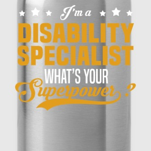 Disability Specialist - Water Bottle