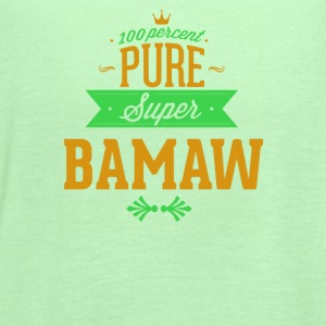 Pure Super BAMAW - Women's Flowy Tank Top by Bella
