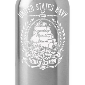 United States Navy - Water Bottle