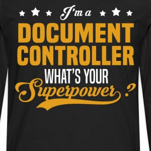Document Controller - Men's Premium Long Sleeve T-Shirt