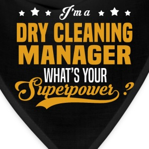 Dry Cleaning Manager - Bandana