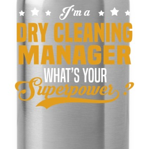 Dry Cleaning Manager - Water Bottle