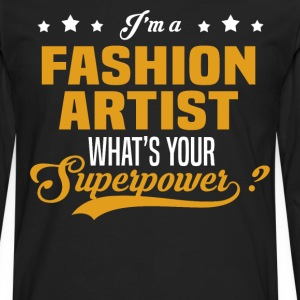 Fashion Artist - Men's Premium Long Sleeve T-Shirt