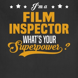 Film Inspector - Adjustable Apron