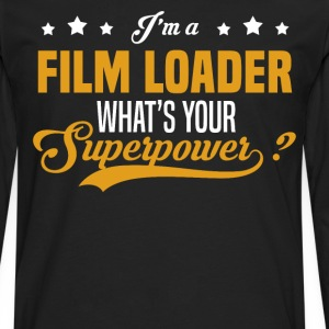 Film Loader - Men's Premium Long Sleeve T-Shirt