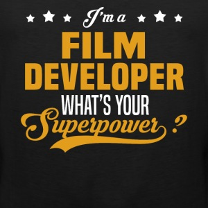 Film Developer - Men's Premium Tank
