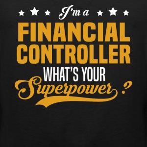 Financial Controller - Men's Premium Tank