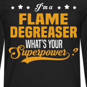 Flame Degreaser - Men's Premium Long Sleeve T-Shirt