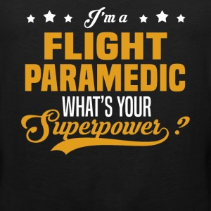 Flight Paramedic - Men's Premium Tank