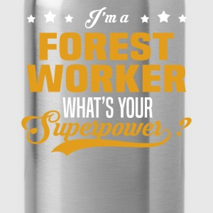 Forest Worker - Water Bottle