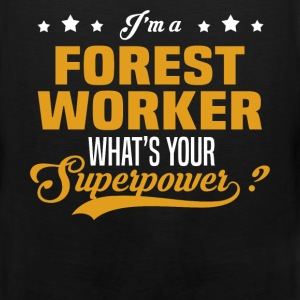 Forest Worker - Men's Premium Tank