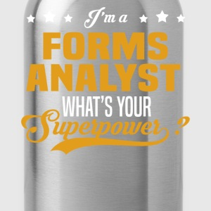 Forms Analyst - Water Bottle