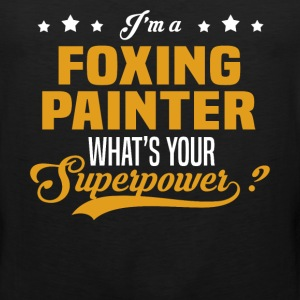 Foxing Painter - Men's Premium Tank