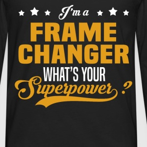 Frame Changer - Men's Premium Long Sleeve T-Shirt