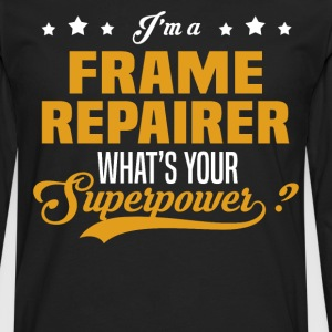 Frame Repairer - Men's Premium Long Sleeve T-Shirt