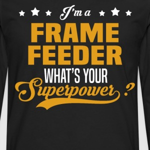 Frame Feeder - Men's Premium Long Sleeve T-Shirt
