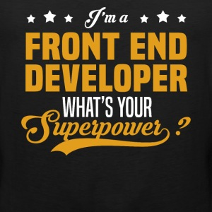 Front End Developer - Men's Premium Tank