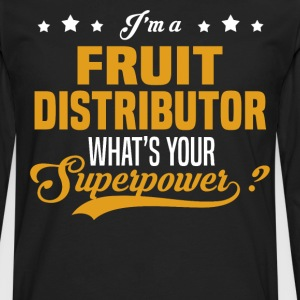 Fruit Distributor - Men's Premium Long Sleeve T-Shirt