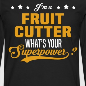 Fruit Cutter - Men's Premium Long Sleeve T-Shirt