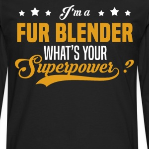 Fur Blender - Men's Premium Long Sleeve T-Shirt
