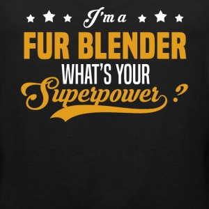 Fur Blender - Men's Premium Tank