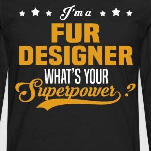 Fur Designer - Men's Premium Long Sleeve T-Shirt