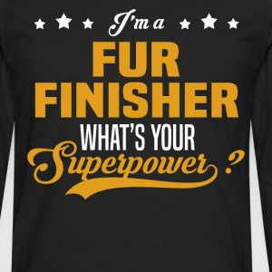 Fur Finisher - Men's Premium Long Sleeve T-Shirt