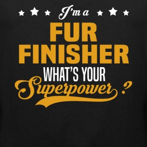 Fur Finisher - Men's Premium Tank