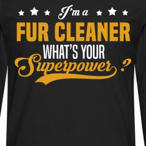 Fur Cleaner - Men's Premium Long Sleeve T-Shirt