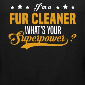 Fur Cleaner - Men's Premium Tank
