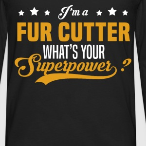 Fur Cutter - Men's Premium Long Sleeve T-Shirt
