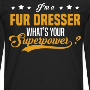 Fur Dresser - Men's Premium Long Sleeve T-Shirt