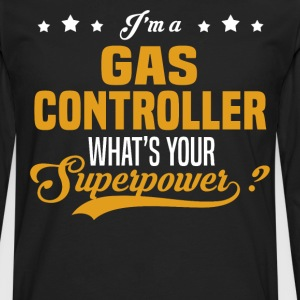 Gas Controller - Men's Premium Long Sleeve T-Shirt