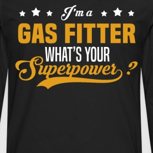 Gas Fitter - Men's Premium Long Sleeve T-Shirt
