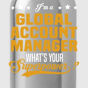 Global Account Manager - Water Bottle