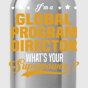 Global Program Director - Water Bottle