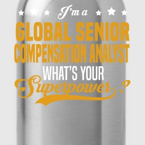 Global Senior Compensation Analyst - Water Bottle