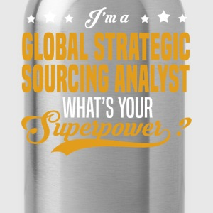 Global Strategic Sourcing Analyst - Water Bottle