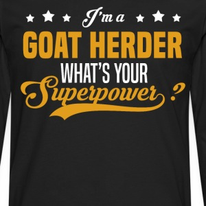 Goat Herder - Men's Premium Long Sleeve T-Shirt