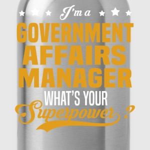 Government Affairs Manager - Water Bottle