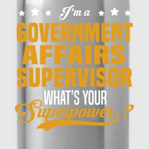 Government Affairs Supervisor - Water Bottle