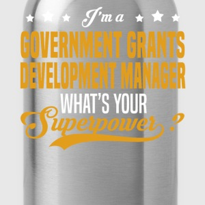 Government Grants Development Manager - Water Bottle
