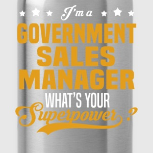 Government Sales Manager - Water Bottle