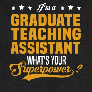 Graduate Teaching Assistant - Sweatshirt Cinch Bag