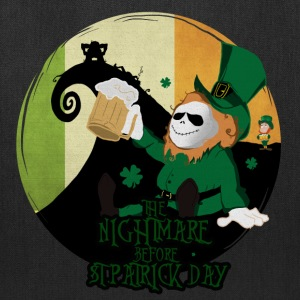 Nightmare before St.Patrick Day - Tote Bag