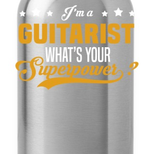 Guitarist - Water Bottle