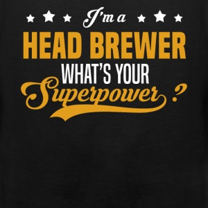 Head Brewer - Men's Premium Tank
