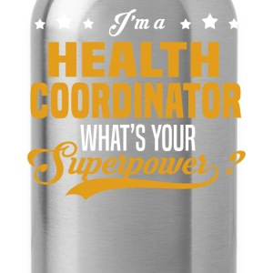 Health Coordinator - Water Bottle